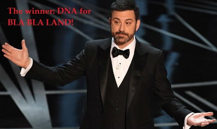 """Oscar pentru cea mai bună actriţă în rol judiciar: DNA, pentru rolul principal din """"Bla Bla Land"""""""